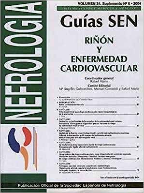 Portada del libro 9780002116992 Guias Sen Riñon y Enfermedad Cardiovascular, Vol 24, Año 2004, Supl. 6