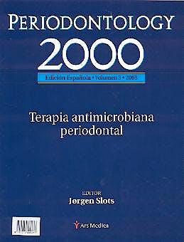 Portada del libro 9780010800036 Periodontology 2000, Vol. 3: Terapia Antimicrobiana Periodontal