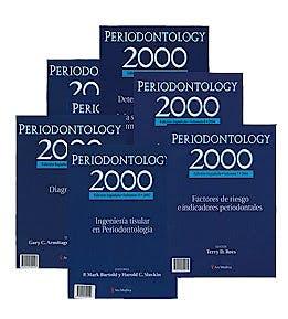 Portada del libro 9780010800081 Periodontology 2000: Implantes Dentales en Pacientes de Riesgo