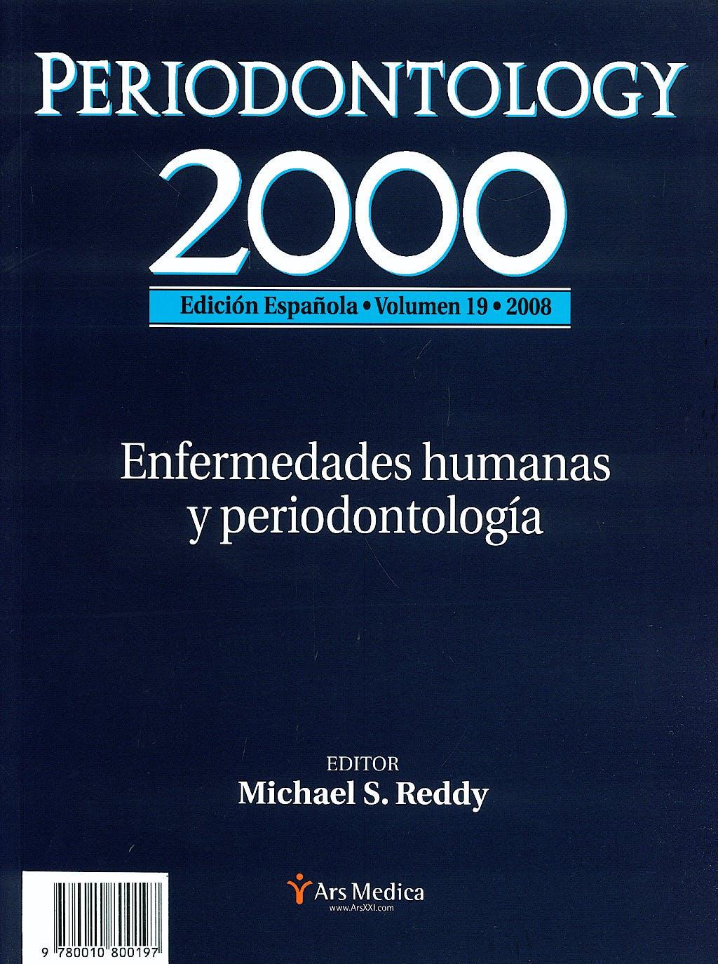 Portada del libro 9780010800197 Periodontology 2000, Vol. 19: Enfermedades Humanas y Periodontologia