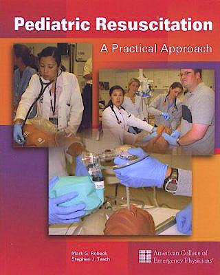 Portada del libro 9780048906250 Pediatric Resuscitatión: A Practical Approach