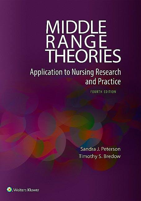 Portada del libro 9780060000448 Middle Range Theories. Application to Nursing Research