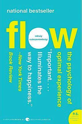 Portada del libro 9780061339202 Flow. The Psychology of Optimal Experience