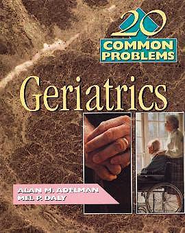 Portada del libro 9780070005181 20 Common Problems Geriatrics