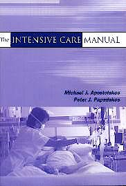 Portada del libro 9780070066960 The Intensive Care Manual