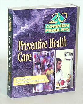 Portada del libro 9780070120440 20 Common Problems Preventive Health Care