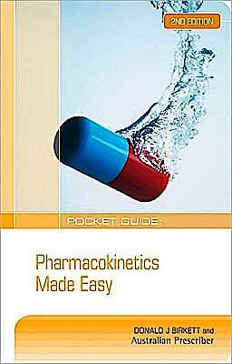 Portada del libro 9780070285279 Pharmacokinetics Made Easy