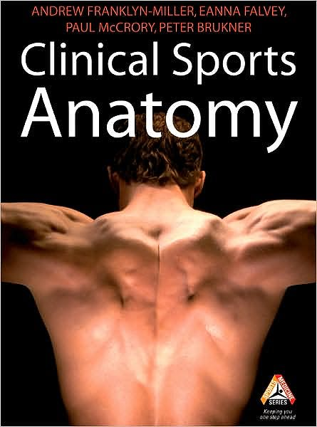 Portada del libro 9780070285552 Clinical Sports Anatomy