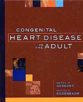 Portada del libro 9780070329096 Congenital Heart Disease in the Adult