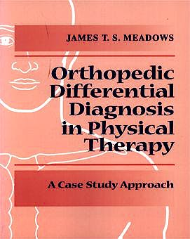 Portada del libro 9780070412354 Orthopedic Differential Diagnosis in Physical Therapy
