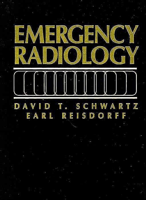 Portada del libro 9780070508279 Emergency Radiology