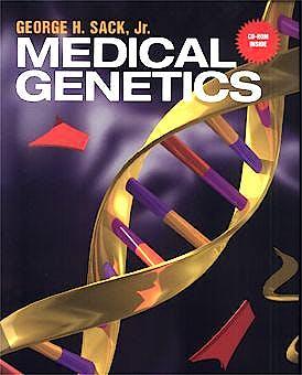 Portada del libro 9780070579989 Medical Genetics