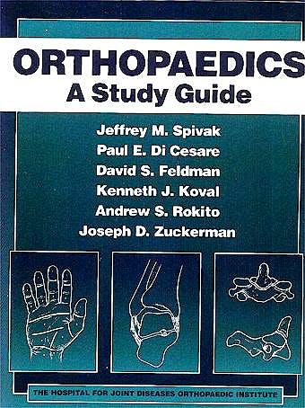 Portada del libro 9780070603554 Orthopaedics. a Study Guide