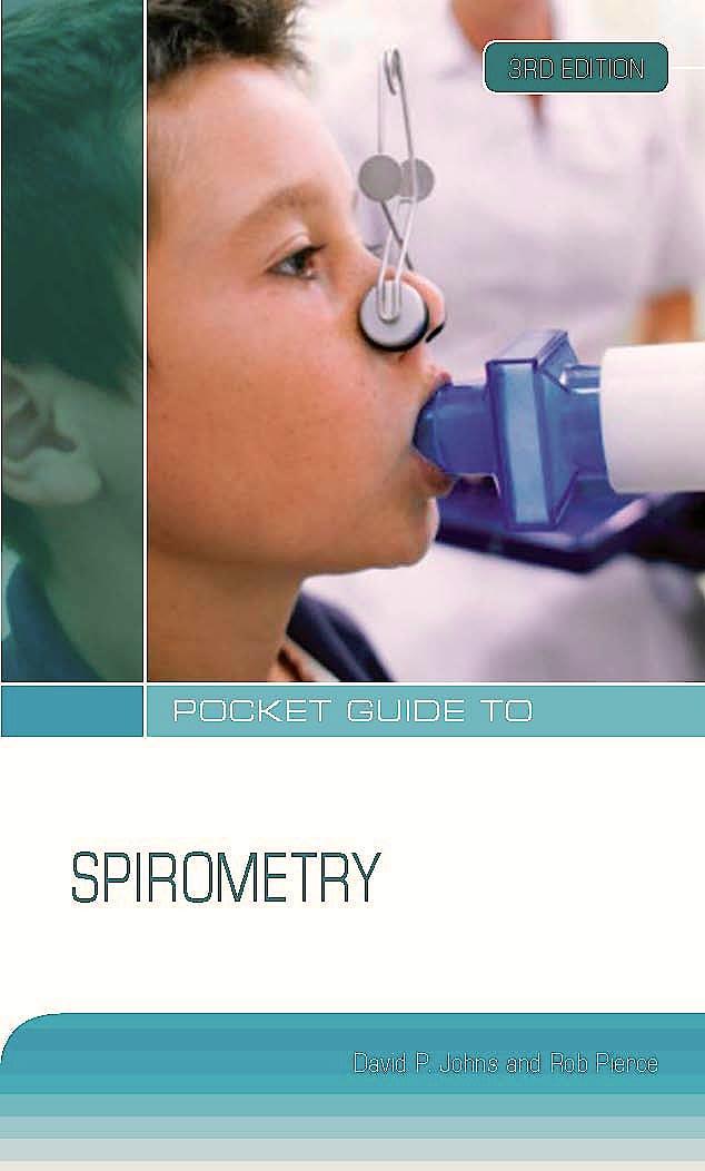Portada del libro 9780071016193 Pocket Guide to Spirometry