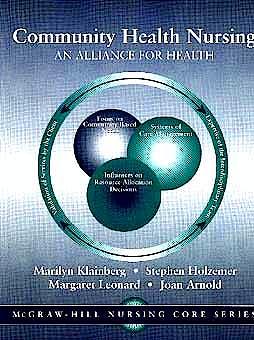 Portada del libro 9780071054782 Community Health Nursing