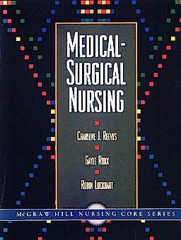 Portada del libro 9780071054805 Medical-Surgical Nursing