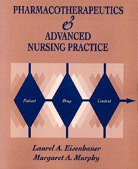 Portada del libro 9780071054850 Pharmacotherapeutics and Advanced Nursing Practice