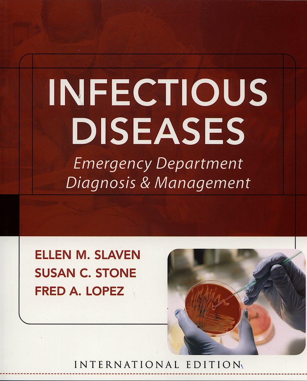 Portada del libro 9780071104807 Infectious Diseases