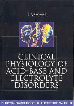 Portada del libro 9780071346825 Clinical Physiology of Acid-Base and Electrolyte Disorders