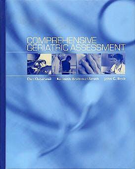 Portada del libro 9780071347259 Comprehensive Geriatric Assessment