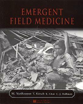 Portada del libro 9780071351423 Emergent Field Medicine