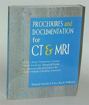 Portada del libro 9780071353991 Procedures and Documentation for Ct & Mri