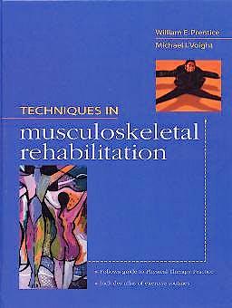 Portada del libro 9780071354981 Techniques in Musculoskeletal Rehabilitation