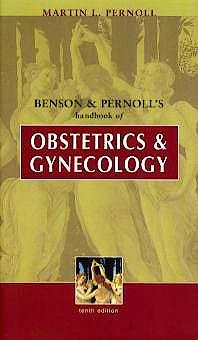 Portada del libro 9780071356084 Handbook of Obstetrics and Gynecology