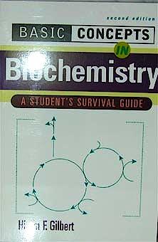 Portada del libro 9780071356572 Basic Concepts in Biochemistry
