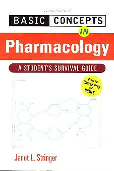 Portada del libro 9780071356992 Basic Concepts in Pharmacology. a Student's Survival Guide