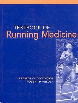 Portada del libro 9780071359771 Textbook of Running Medicine
