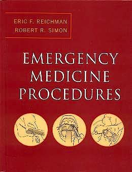 Portada del libro 9780071360326 Emergency Medicine Procedures
