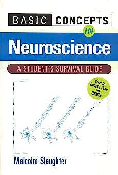Portada del libro 9780071360463 Basic Concepts in Neuroscience. a Student's Survival Guide