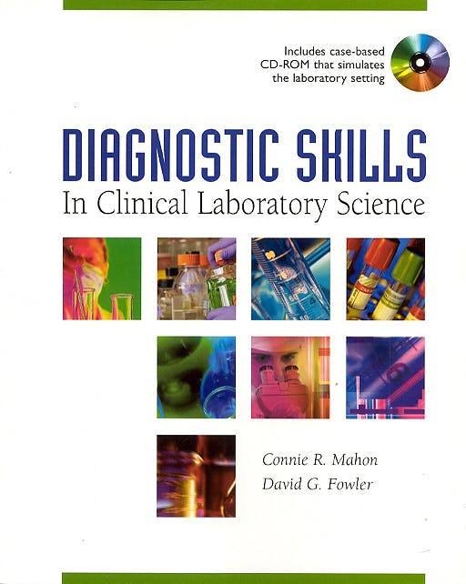 Portada del libro 9780071361200 Diagnostic Skills in Clinical Laboratory Science + Cd-Rom