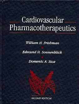 Portada del libro 9780071369817 Cardiovascular Pharmacotherapeutics