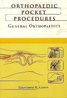 Portada del libro 9780071369855 Orthopaedic Pocket Procedures. General Orthopaedics
