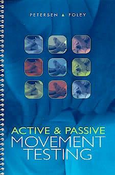 Portada del libro 9780071370332 Active and Passive Movement Testing