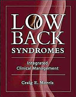 Portada del libro 9780071374729 Low Back Syndromes. Integrated Clinical Management