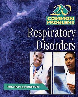 Portada del libro 9780071375269 20 Common Problems Respiratory Disorders