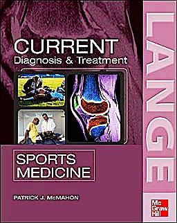 Portada del libro 9780071410632 Current Diagnosis and Treatment Sports Medicine. Lange