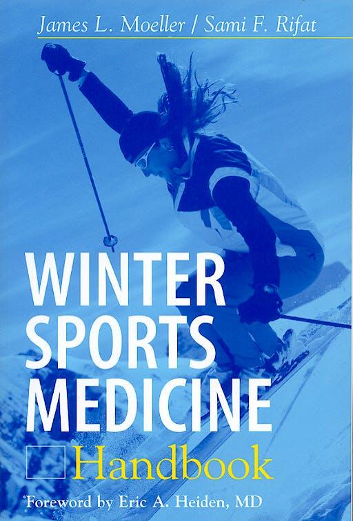 Portada del libro 9780071412094 Winter Sports Medicine Handbook