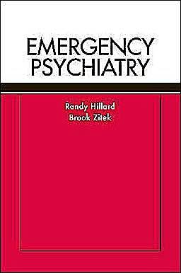 Portada del libro 9780071415057 Emergency Psychiatry