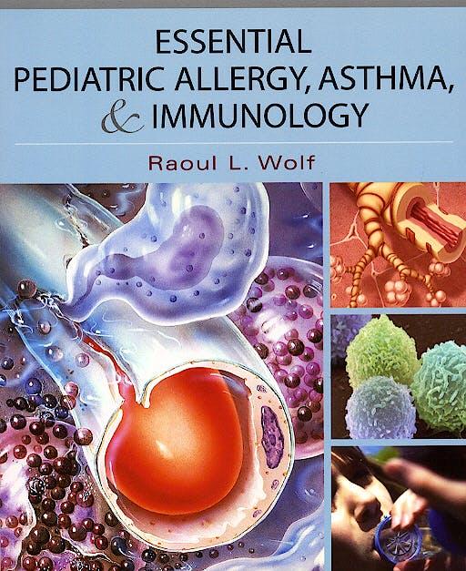 Portada del libro 9780071416689 Essential Pediatric Allergy, Asthma and Immunology