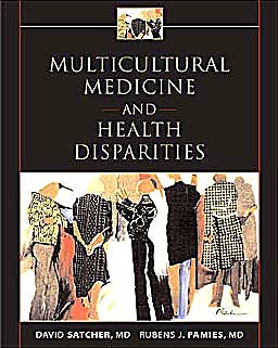 Portada del libro 9780071436809 Multicultural Medicine and Health Disparities