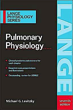 Portada del libro 9780071437752 Pulmonary Physiology. Lange Physiology Series
