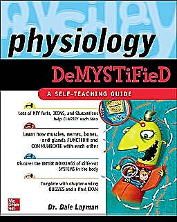 Portada del libro 9780071438285 Physiology Demystified. a Self-Teaching Guide