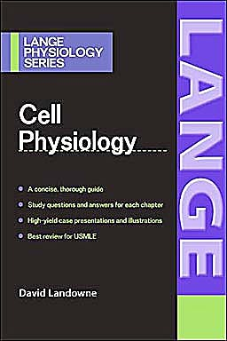 Portada del libro 9780071464741 Cell Physiology. Lange Physiology Series