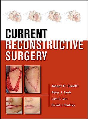 Portada del libro 9780071477239 Current Reconstructive Surgery