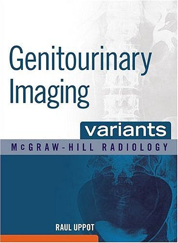 Portada del libro 9780071498371 Genitourinary Imaging Variants