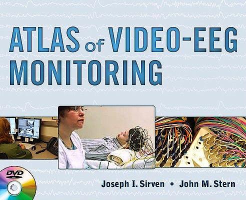 Portada del libro 9780071597425 Atlas of Video-EEG Monitoring + DVD
